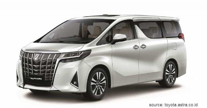foto Toyota Alphard